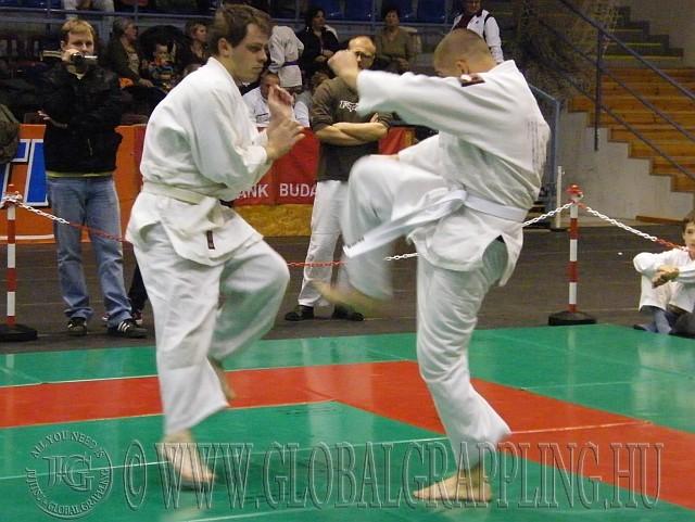 Egy Combat Grappling küzdelem képei