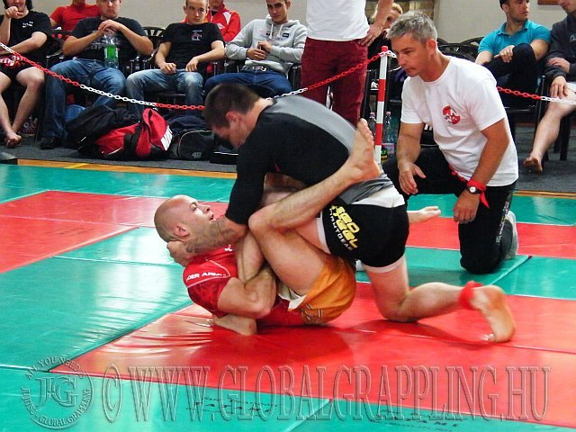 NoGi Grappling