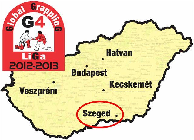 A verseny a G4 Grappling Liga 2012-2013 évadának 2. fordulója