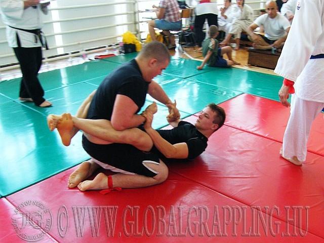 NoGi Grappling 20 kg különbség, van aki bevállalja a Gyakorló versenyen