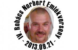 IV. Rohács Norbert Emlékverseny