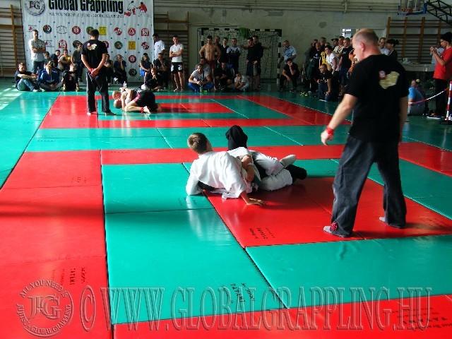 Pillanatkép a versenyről