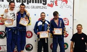 II. Budapest Grappling Bajnokság beszámoló