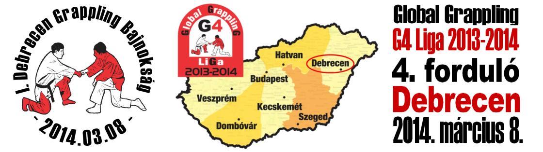 I. Debrecen Grappling Bajnokság