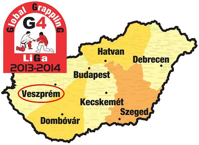 A verseny a G4 Grappling Liga 2013-2014-es évadának a 5. fordulója