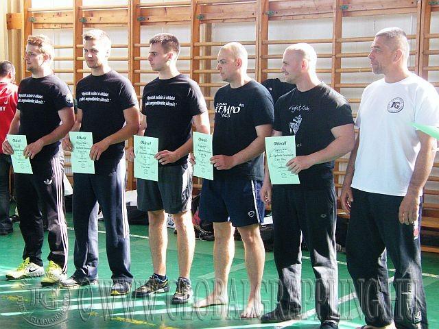 Balról jobbra: Alexa Márk, Pálfalusi Patrik, Pálfalusi Viktor, Majoros László, Jágerszki Attila