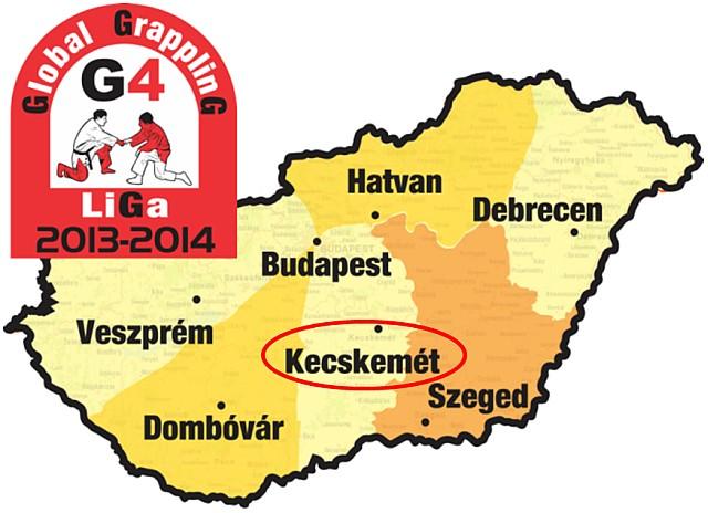 A verseny a G4 Grappling Liga 2013-2014-es évadának a 6. fordulója