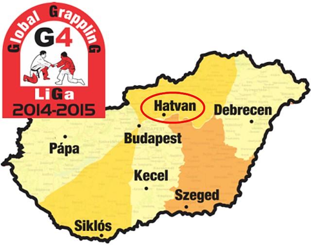 A verseny a G4 Grappling Liga 2014-2015-es évadának 1. fordulója