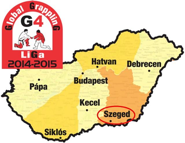 A verseny a G4 Grappling Liga 2014-2015-es évadának 2. fordulója