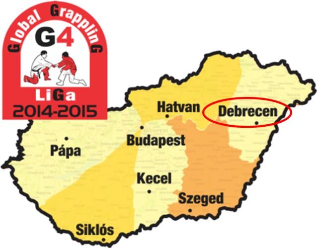 A verseny a G4 Grappling Liga 2014-2015-es évadának 4. fordulója