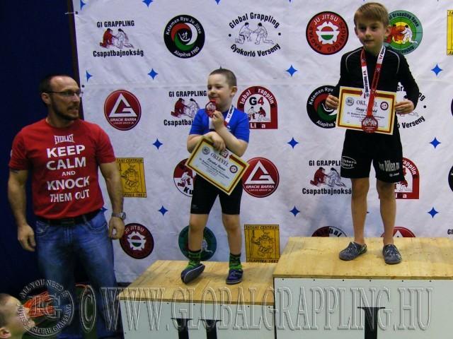 A versenyen díjat adott át Csernyik Zoltán Európa Bajnok