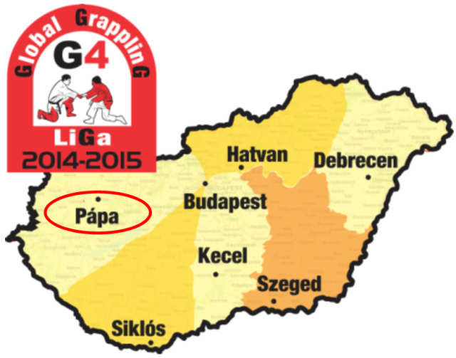 A verseny a G4 Grappling Liga 2014-2015-es évadának 5. fordulója