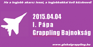 I. Pápa Grappling Bajnokság