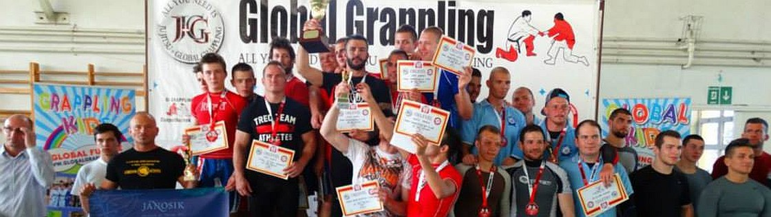 Third Global Grappling Championship for Teams