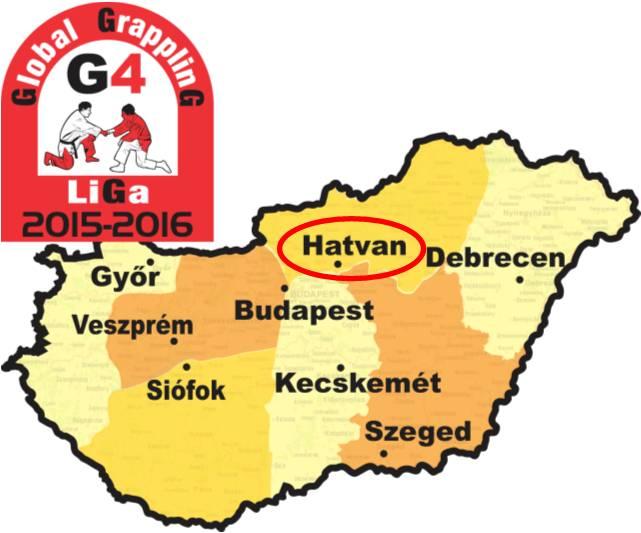 A verseny a G4 Grappling Liga 2015-2016-os évadának 1. fordulója