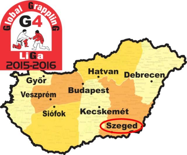 A verseny a G4 Grappling Liga 2015-2016-os évadának 3. fordulója