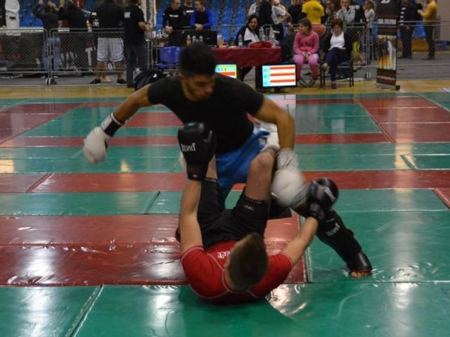 Kesztyűs Küzdelem a Szeged 2015 Grappling Bajnokságon