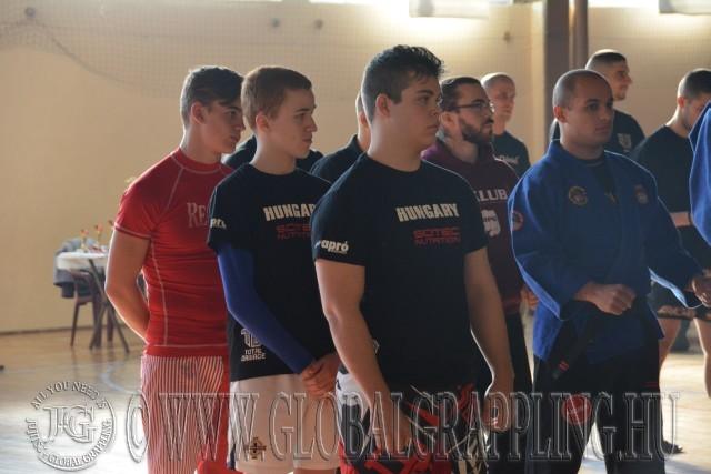 A Szegedi Küzdősport Klub csapata