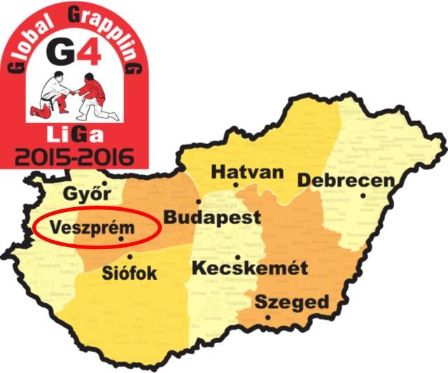 A verseny a G4 Grappling Liga 2015-2016-os évadának 6. fordulója
