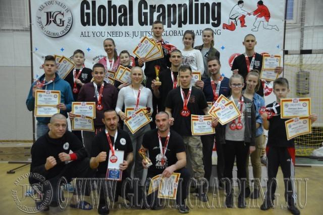 A Bács-Team csapata a Debrecen 2016 Bajnokságon