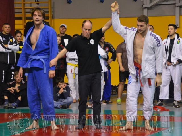 A Magyar Bajnokságon elindult Szűcs Kristóf Világbajnok is