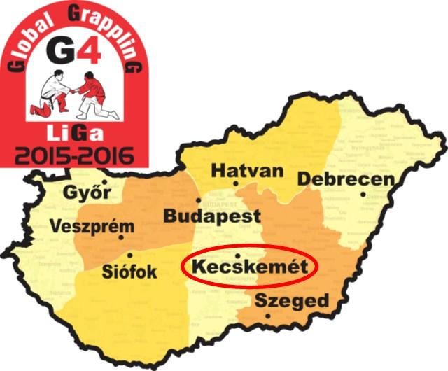 A verseny a G4 Grappling Liga 2015-2016-os évadának 7. fordulója