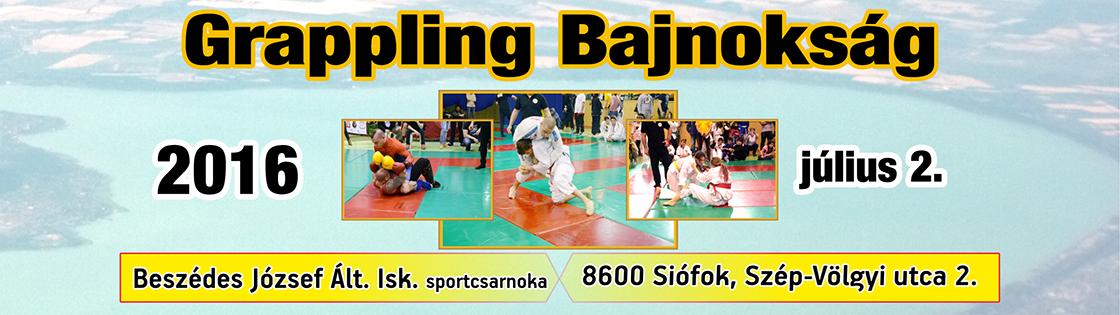 Siófok 2016 Grappling Championship
