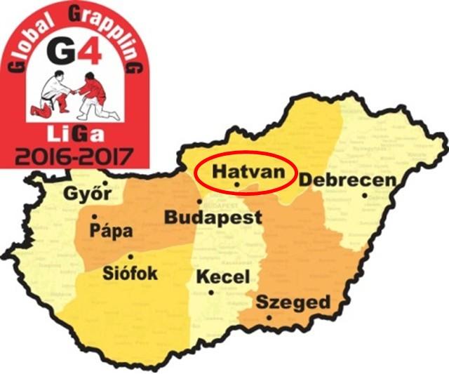 A verseny a G4 Grappling Liga 2016-2017-es évadának 1. fordulója