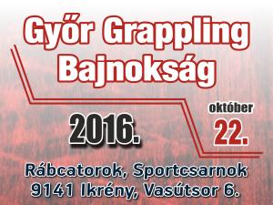 Győr 2016 Grappling Bajnokság
