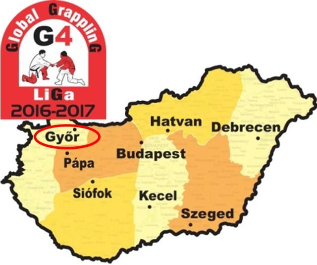 A verseny a G4 Grappling Liga 2016-2017-es évadának 2. fordulója