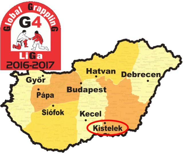 A verseny a G4 Grappling Liga 2016-2017-es évadának 3. fordulója