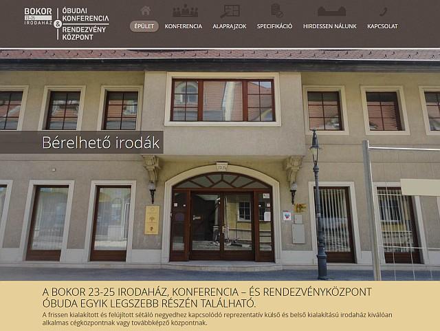 Az épület az irodaház honlapján (obuda-irodahaz.hu)