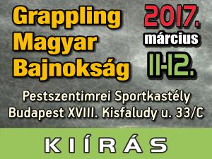 2017 évi Grappling Magyar Bajnokság
