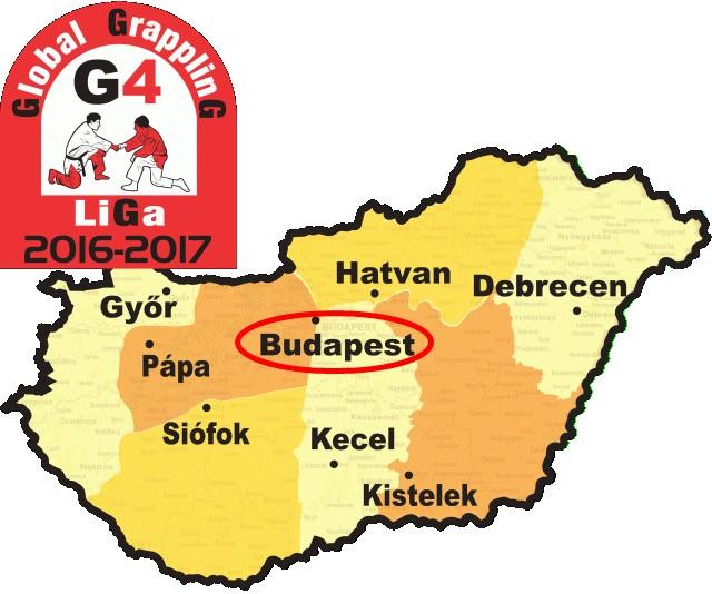 A verseny a G4 Grappling Liga 2016-2017-es évadának 5. fordulója