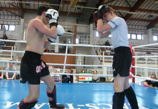 Küzdelem a ringben