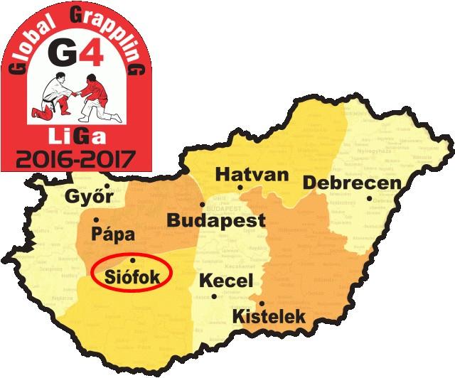 A verseny a G4 Grappling Liga 2016-2017-es évadának 8. fordulója