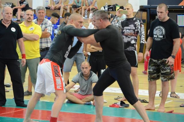 Senior NoGi küzdelem