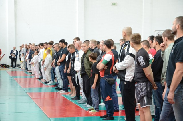 A versenyre 43 klub közel kétszáz versenyzője nevezett