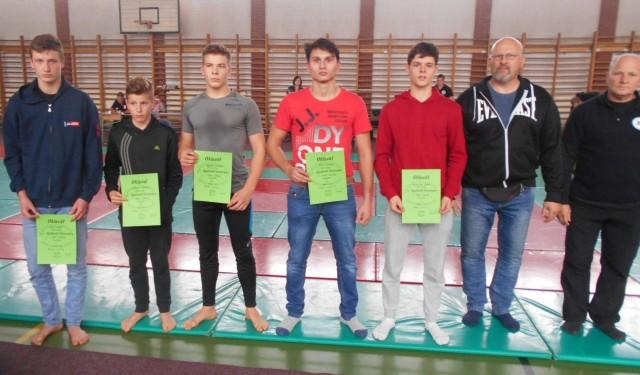 A Junior kategória végeredménye