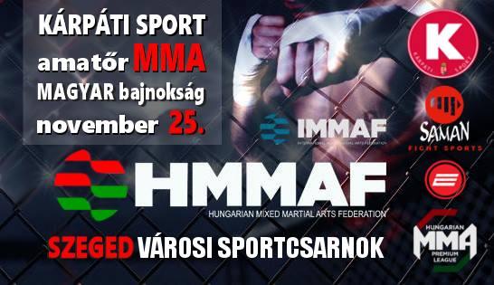 A verseny része egy nagyszabású gálának, melyet a Szegedi Küzdősport Klub szervez