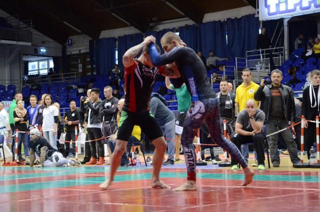 Pillanatkép a NoGi versenyszámból