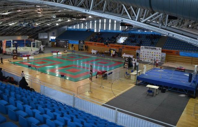 Készen áll a terem a versenyre