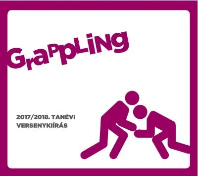 2017/2018 tanévi Grappling Diákolimpia