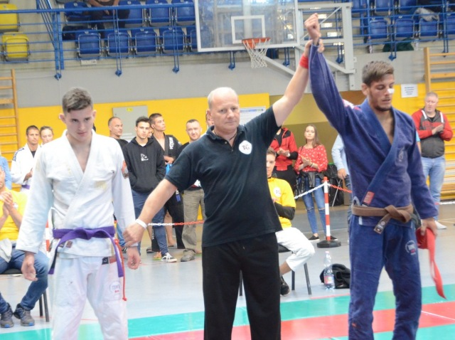 Gi Férfi 71 kg. kategóriában Magyar Bajnok Lakatos Sándor