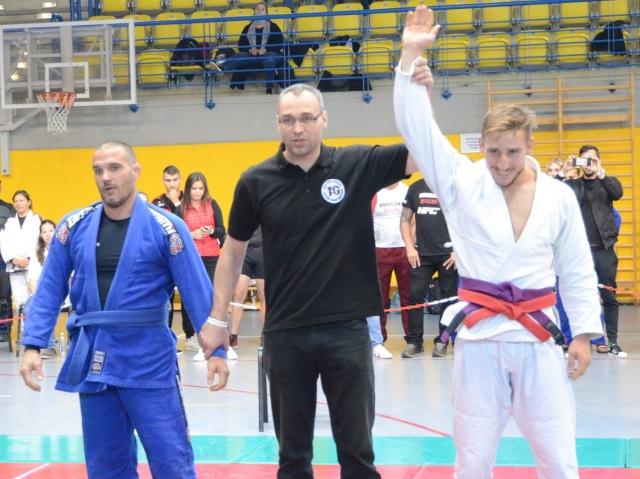 Gi Férfi 77 kg. kategóriában Magyar Bajnok Vida György