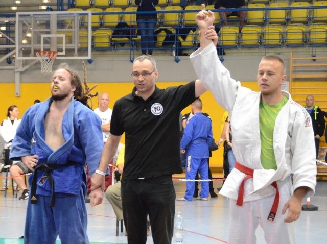 Gi Férfi 92 kg. kategóriában Magyar Bajnok Rácz Roland