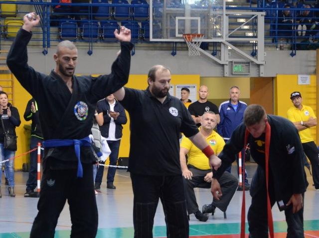 Gi Férfi 100 kg. kategóriában Magyar Bajnok Hocz Csaba