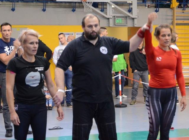 NoGi Női 64 kg. kategóriában Magyar Bajnok Elsasser Nikoletta