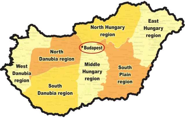 Round of the Budapest region