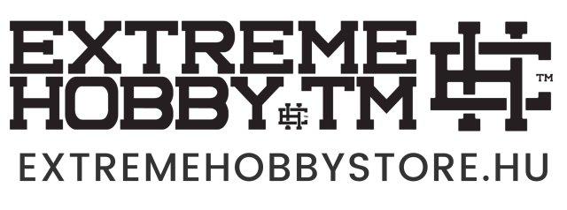 A versenyünk támogatója az Extreme Hobby